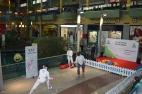 El Club de Esgrima de Valladolid comienza su exhibición
